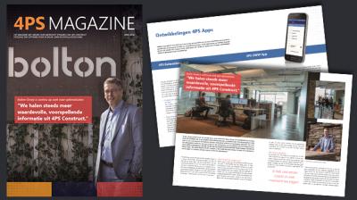Lees het nieuwe 4PS Magazine digitaal - april 2018