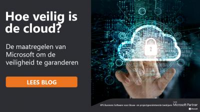 Werken in de cloud: hoe veilig is het?