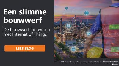 Internet of Things: Innovaties in de bouw