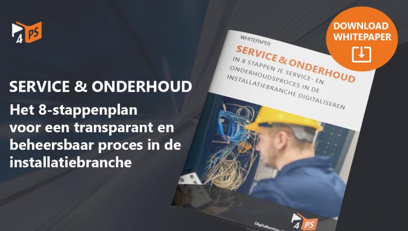 Whitepaper Service & Onderhoud installatie