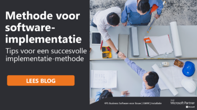 Implementatie-methode voor software
