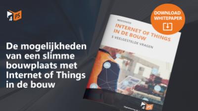 Internet of Things in de bouw