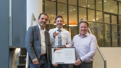 BAM International winnaar Best International Implementation 2018 Award