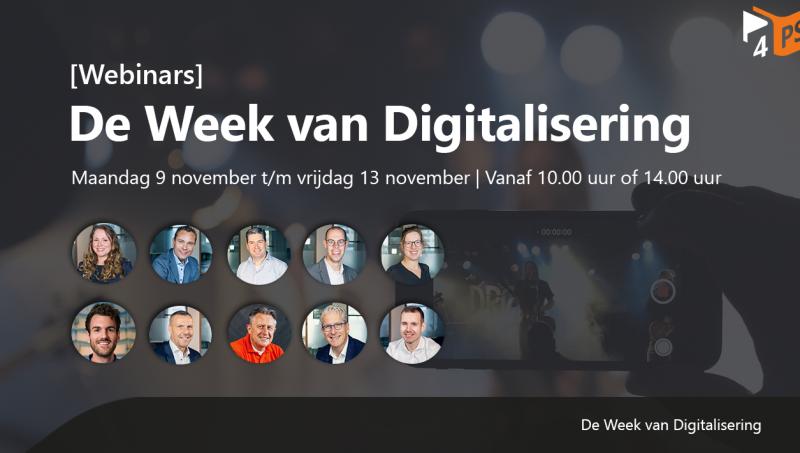De Week van Digitalisering