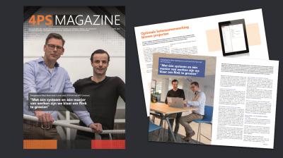Lees ons nieuwe magazine - april 2020