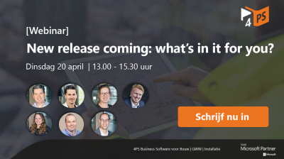 Webinar: New release coming, what's in it for you?